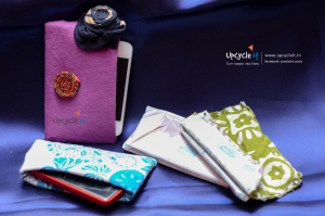 Upcycle It milk cover Pouch